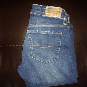 EUC Denim & Supply Ralph Lauren straight leg jeans